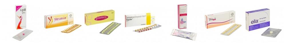 【最安値】避妊ピル・アフターピル|医薬品通販5社の価格比較